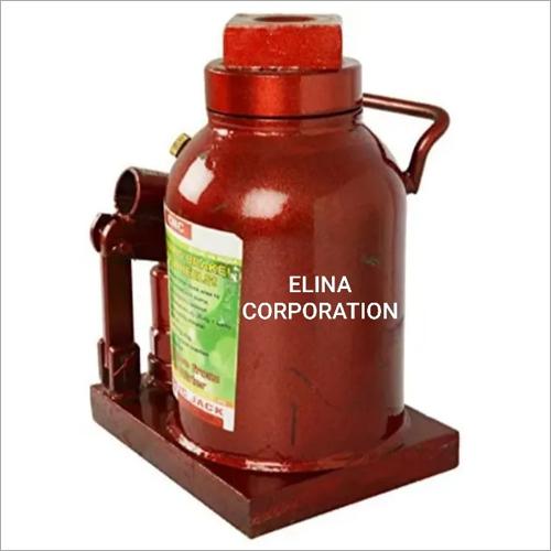 CNC Hydraulic Bottle Jack