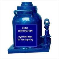 90 Ton Capacity Hydraulic Jack