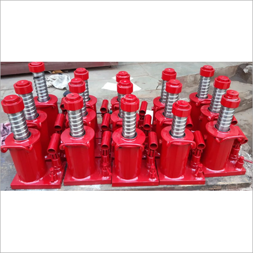Hydraulic Screw Bottle Jack