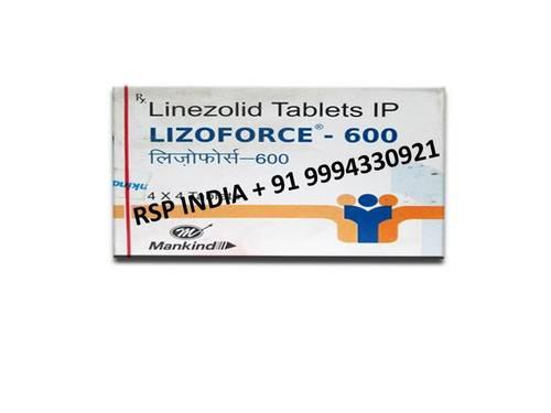Lizoforce  600mg Tablets