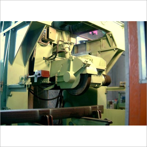 Automatic Billet Bloom Grinding Machine