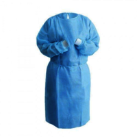 Labcare Export  Isolation Gown