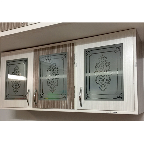 UPVC Kitchen Cabinet
