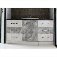 UPVC Bathroom Cabinet
