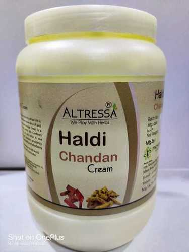 Haldi Chandan massage cream