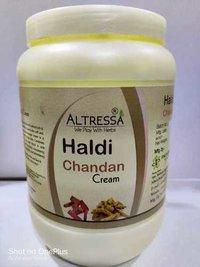 Haldi Chandan massage cream