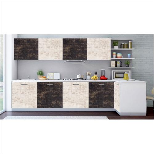 Modern UPVC Modular Kitchen
