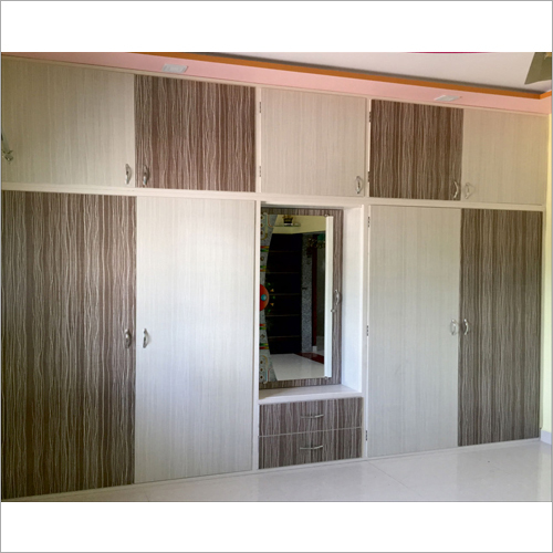UPVC Bedroom Wardrobe