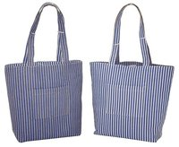 Reversible Handle Cotton Tote Bag