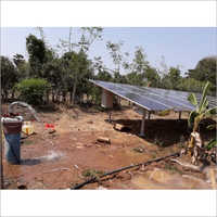 5HP Solar Water Pumping System