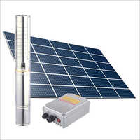 Tata Submersible Solar Water Pump