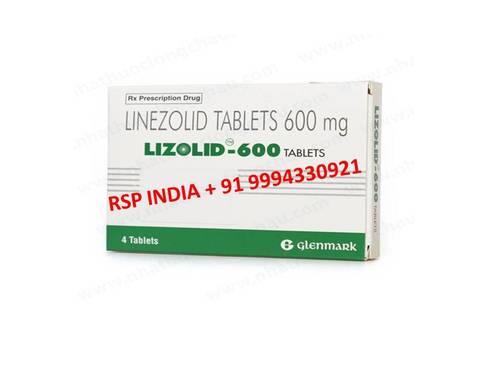 Lizolid 600 Tablets