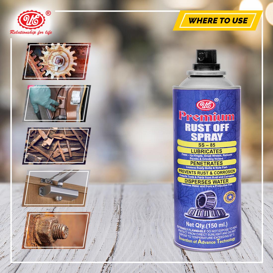 Rust Off Spray