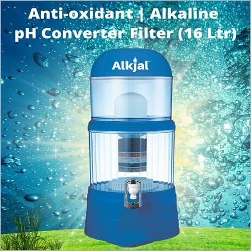 Antioxidant Ph Converter Filter