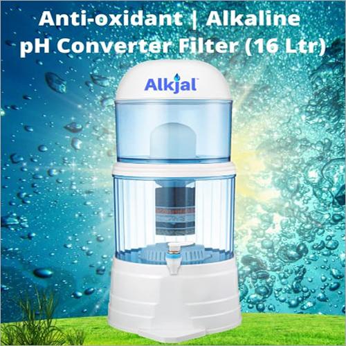 16 Ltr Anti Oxidant Alkaline Ph Converter Filter