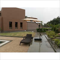 Poolside Lounge Bed Furniture