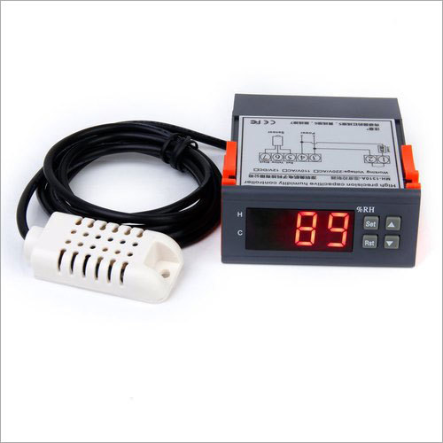 Humidity Indicator & Humidity Controller