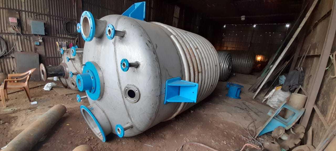 Industrial Jacketed Reactor