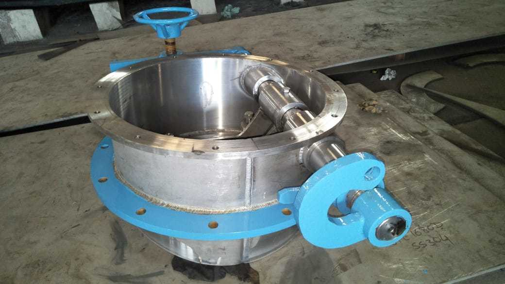 Hydraulic Operted Discharge Valve