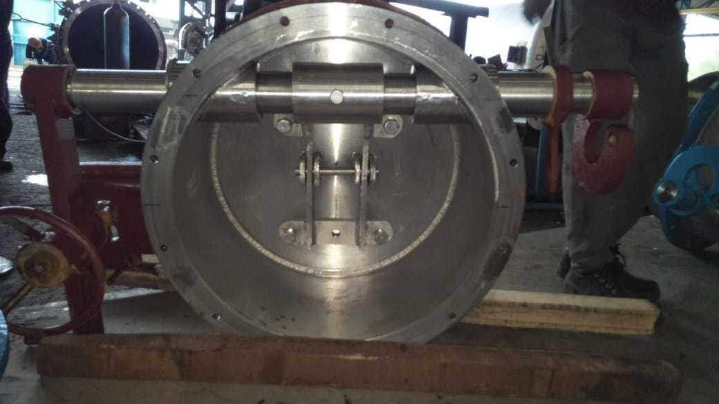 Hydraulic Operated Discharge Valve