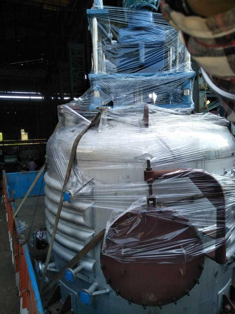 Mild Steel Agitated Nustsche Filter Exchnager