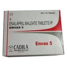 Enalapril maleate Tablet