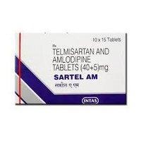 Telmisartan & Amlodipine tablet