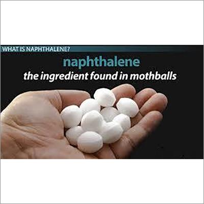 Naphthalene Ball Size