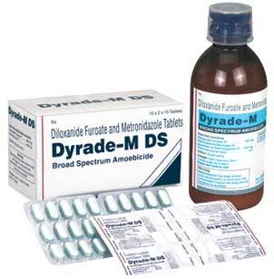 Diloxanide Furoate & Metronidazole Tablets