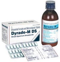 Diloxanide Furoate & Metronidazole Tablets