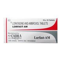 Loratadine Ambroxol Tablet