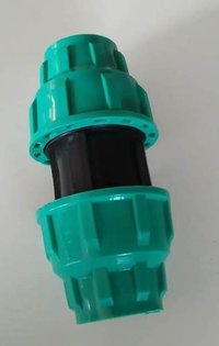 MDPE ,HDPE & PP Compression Coupler