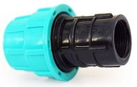 MDPE ,HDPE & PP Female Thread Adapter