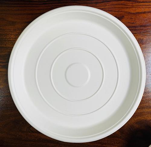 Biodegradable 12'' Plain Platter