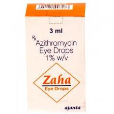 Azithromycin Eye Drop