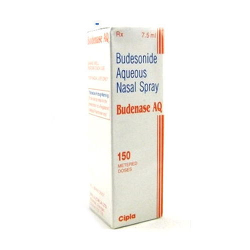 Budesonide-aqueous Nasal Spray