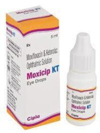 Moxifloxacin Ketorolex Eyes Drop