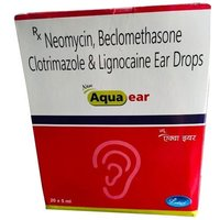 Neomycin Beclomethasone Clotrimazole And Lignocaine Ear Drops