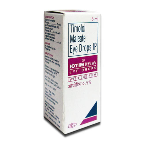 Timolol Maleate Eyes Drop