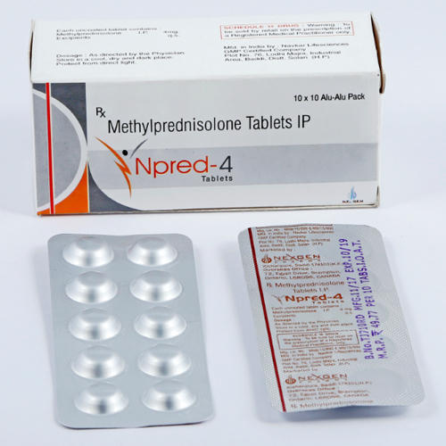 Methyl Prednisolone Tablet