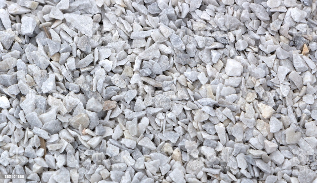 Crushed Marble Stone