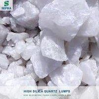 Silica Quartz Crystal