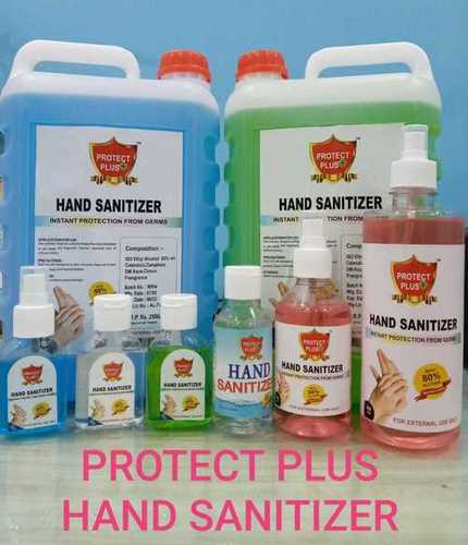 PROTECT PLUS HAND SANITIZER