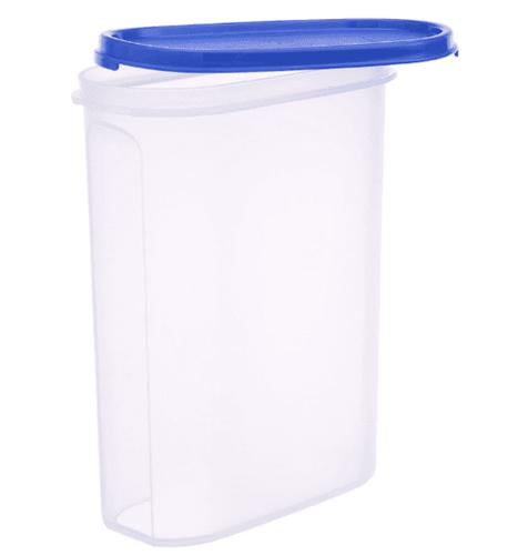 Modular Transparent Airtight Food Storage Container - 2500 ml