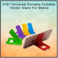Universal Portable Foldable Holder Stand For Mobile