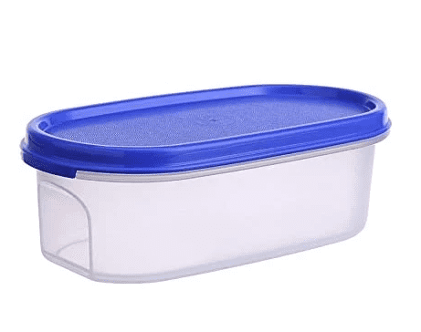Modular Transparent Airtight Food Storage Container