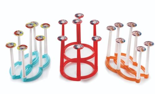 Movable Folding Design Glass Stand/Holder for 6 Glasses