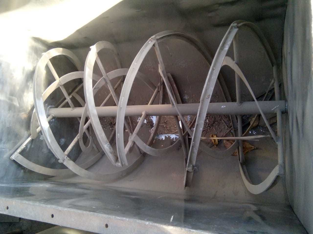 Industrial Ribbon Blender