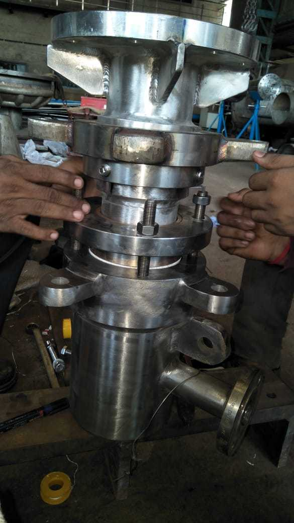 Roto Cone Dryer