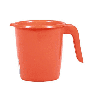 Plastic Mug for Bathroom
